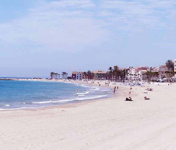 Playas Villajoyosa